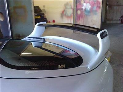 carbon wing blade w frp stands fit for 93 98 toyota supra. Black Bedroom Furniture Sets. Home Design Ideas