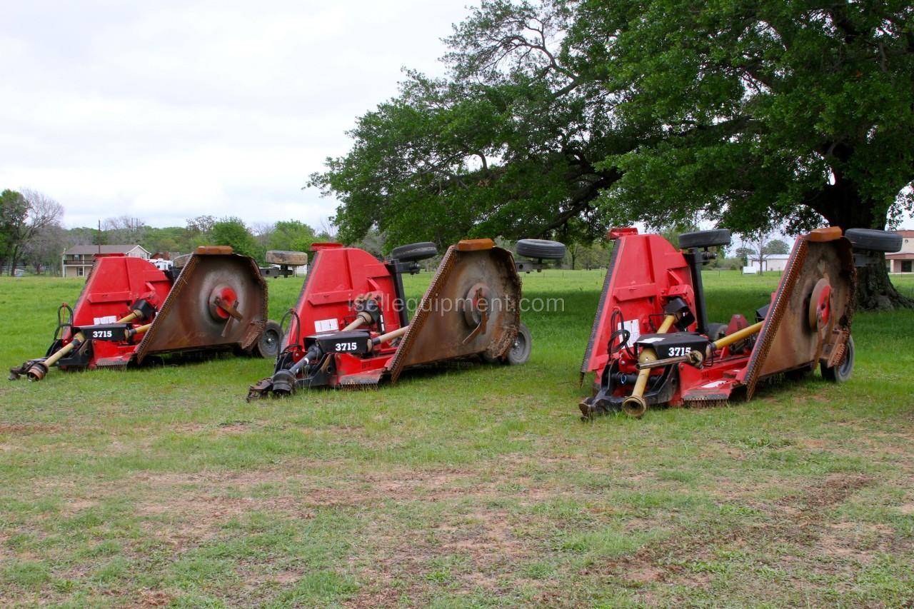 Bush Hog Batwing Mower 3715 Heavy Duty Brush Hog Pull With