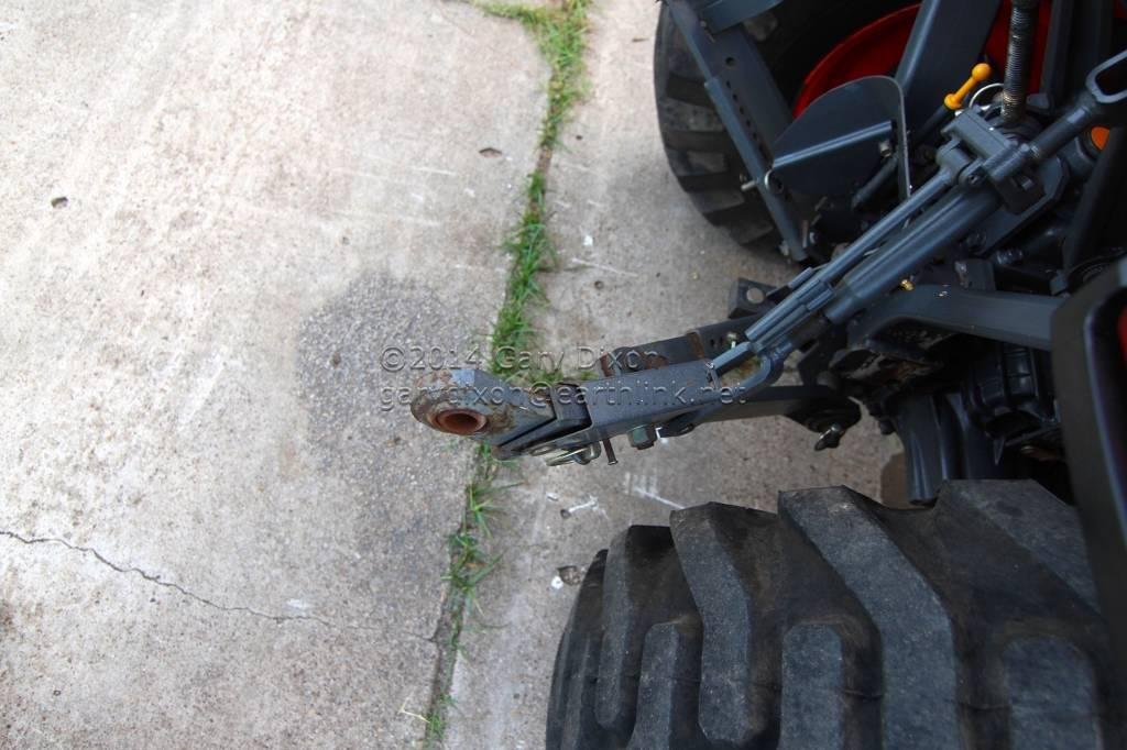 Kubota Hydraulic Hook Up ...