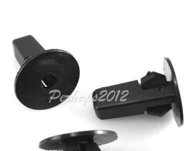 5PCS Fit Toyota 90189-06157 Fender Lining Screw Grommet #12 8mm Square Hole