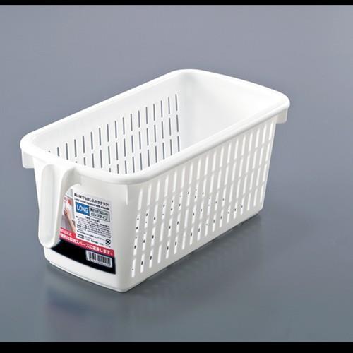 Truyoo Plastic Fruit Vegetable Basket with Handle Home Kitchen Refrigerator Storage Tidy Organiser & Truyoo Plastic Fruit Vegetable Basket w/ Handle Home Kitchen Fridge ...