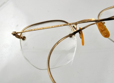 bb9776770582 Vintage Shuron 1 10 12k Gf Eyeglasses Spectacles .7oz Retro Antique ...