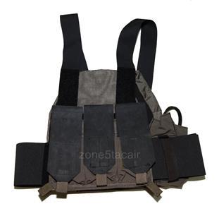 london bridge mas grey lbt 6094 ulv ultra low vis plate carrier devgru seal ebay. Black Bedroom Furniture Sets. Home Design Ideas