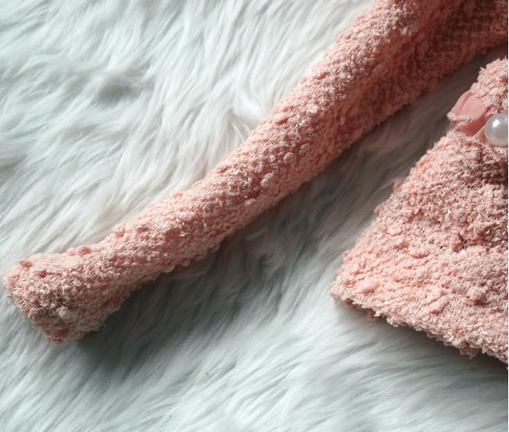 2013 Junoesque Baby Girls 2pc Cardigan Skirt Princess Tutu Dress Kids Sets Suits