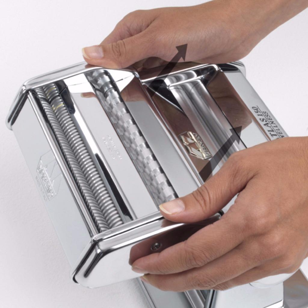 Marcato Atlas 150 Pasta Machine Maker Wellness Made in ...