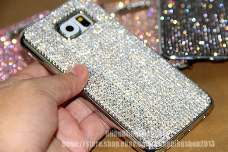 Details about New Bling Austria Diamond Crystal Phone Case Cover For  Samsung Galaxy S7 Edge 5e5fa351e1