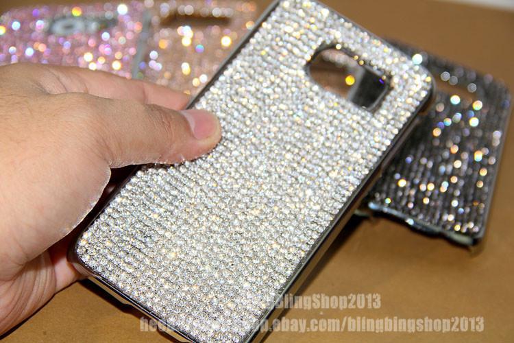 custodia glitter samsung s7 edge