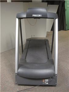 precor usa precision low impact ground effects treadmill exercise rh ebay com