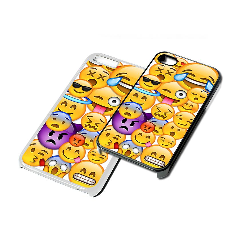 iphone 4 emoji emoji collage design phone cover for iphone 4 5 6 10855