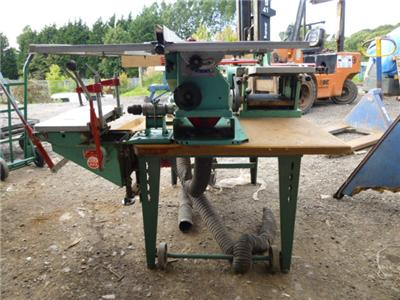 Combination Woodworking Machines Sale Ebay Wooden Table Design
