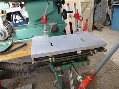 kity combination woodworking machine planer thickneser spindle moulder saw ebay. Black Bedroom Furniture Sets. Home Design Ideas