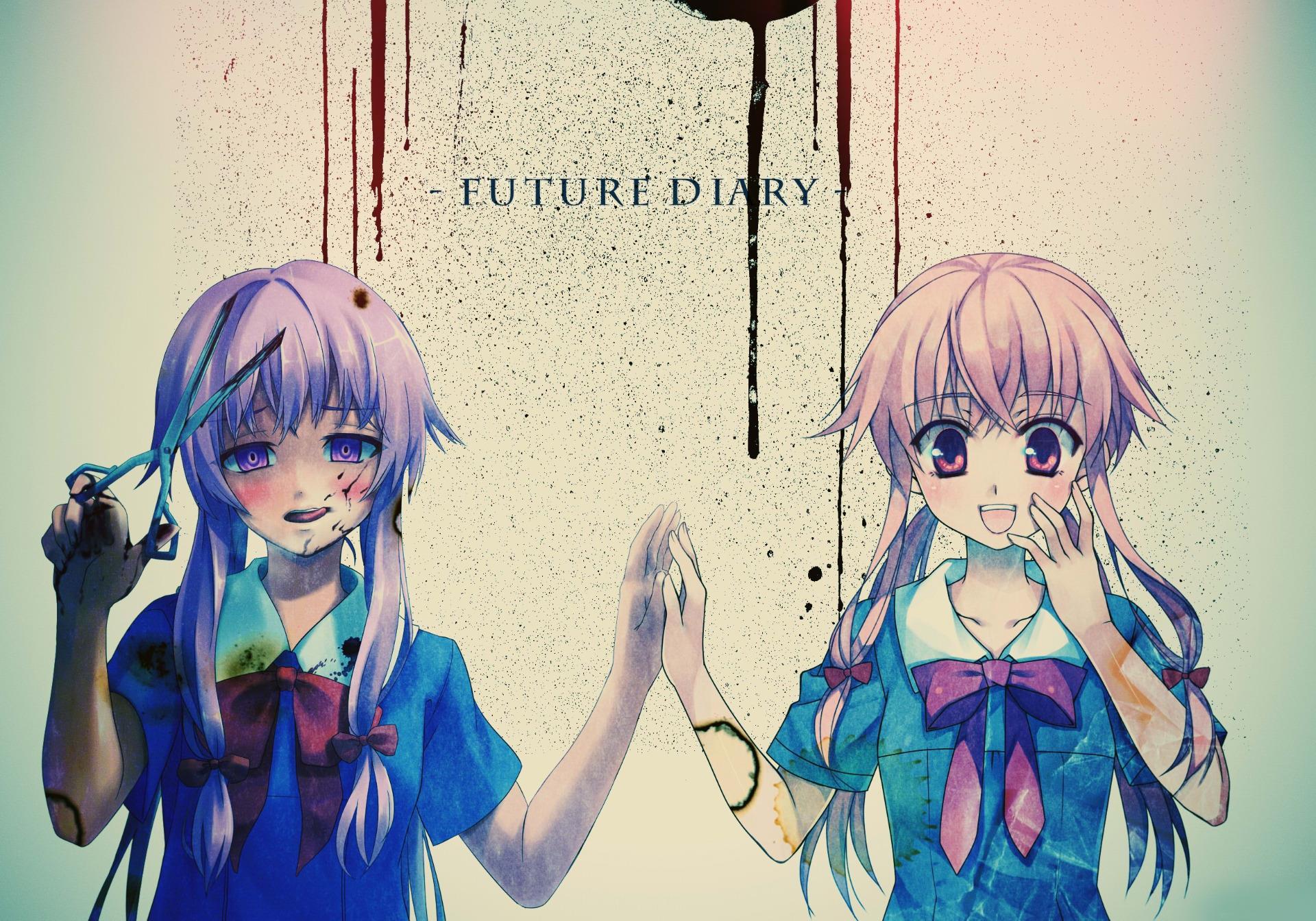Future Diary Poster