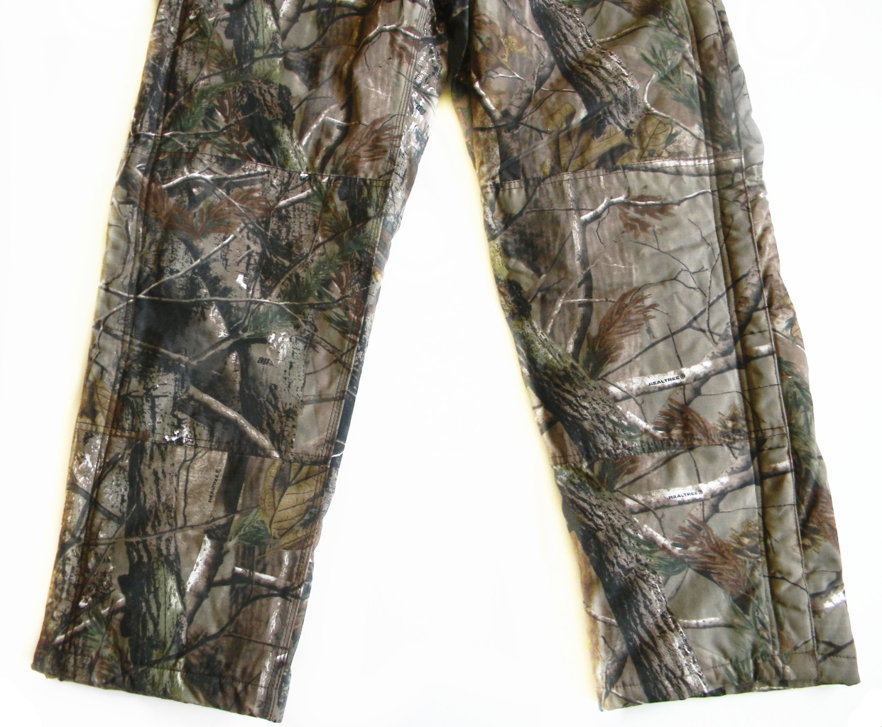 New Walls Realtree Ap Camo Insulated Padding Overall Bibs