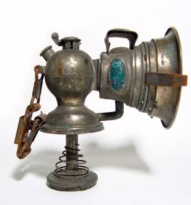 Miller Monarch Bicycle Carbide Lamp. Barn Find! For ...