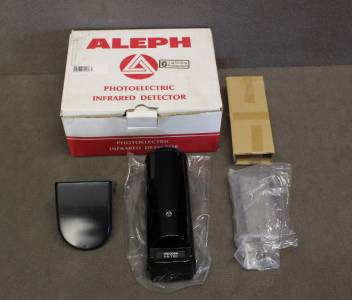 aleph photoelectric outdoor infrared dual beam sensor. Black Bedroom Furniture Sets. Home Design Ideas