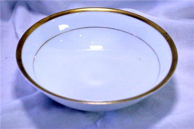 4 Berry Bowls Simple Elegance Japanese China Sauce Bowls Vintage Noritake