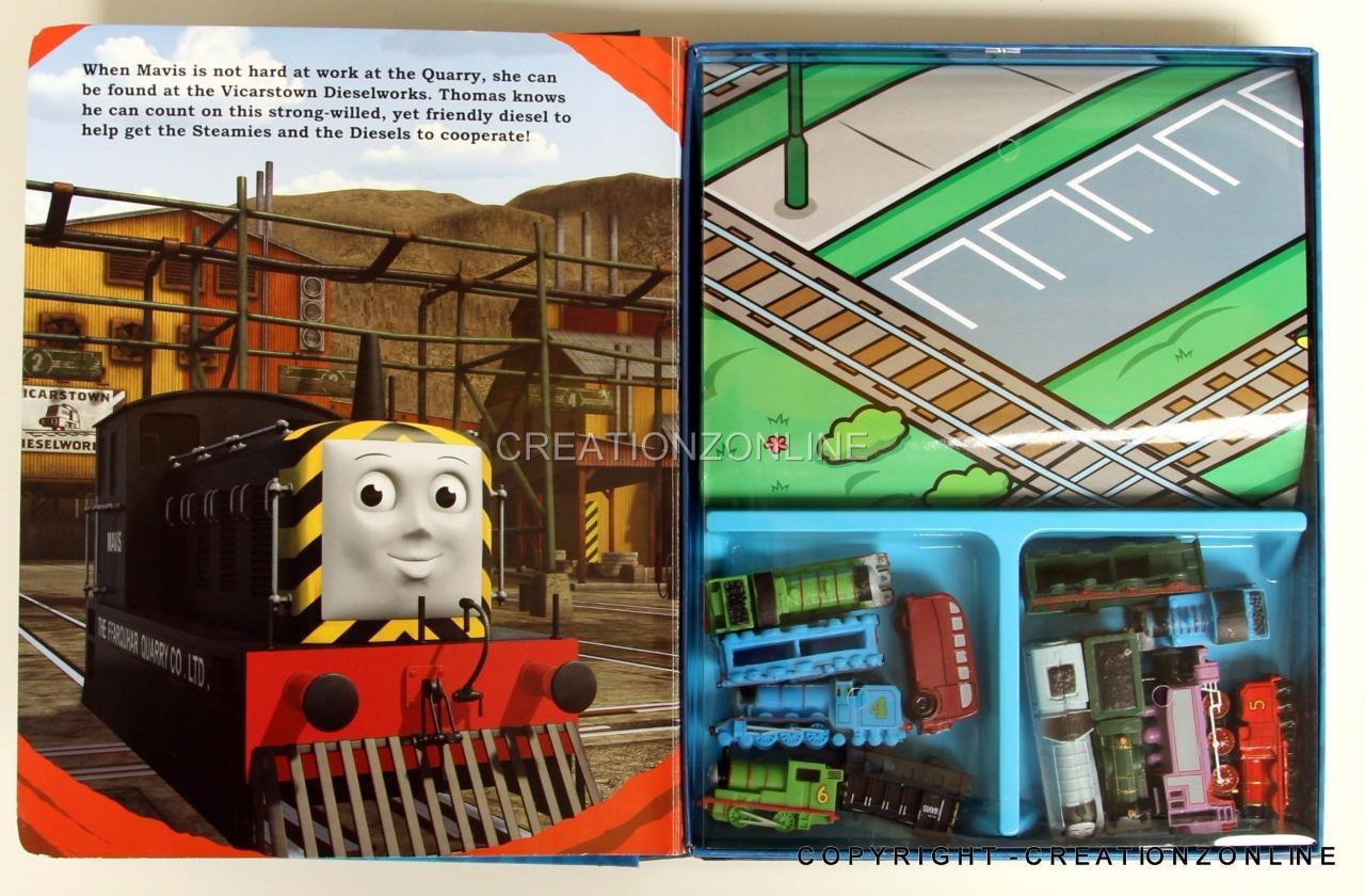 Thomas The Tank Engine Amp Friends My Busy Books 12 Figures