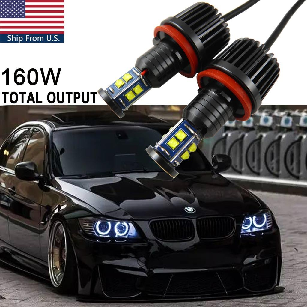 Creare Idear H7/HID Xenon kit di conversione adattatore lampadine supporti per BMW serie 3/E46/2001/ /2006