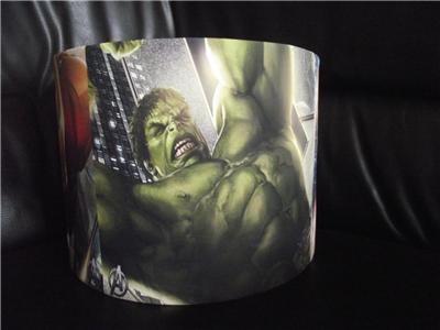 The Avengers Captain America Thor Hulk 10 Quot Drum Ceiling
