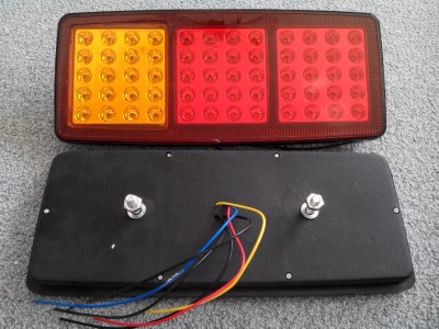 New Led Rear Tail Light Lamp Scania Volvo Daf Man Iveco