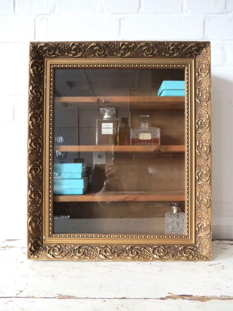 bathroom display cabinet vintage bathroom wall cabinet or glass display ebay 11468