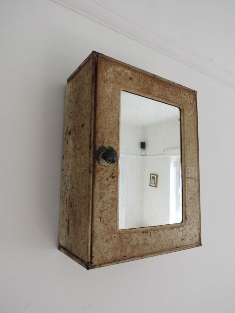 art deco bathroom mirror cabinet vintage bathroom wall cabinet cupboard deco metal 10759