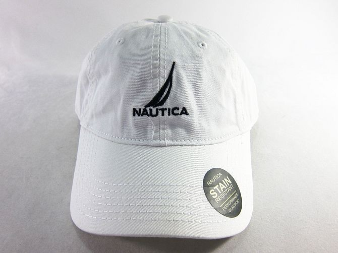 646e93509102b Nautica CAP Cotton Baseball Golf Ball Classic Sport Casual Hat Cap ...