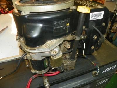 Kawasaki 14 hp engine Manual