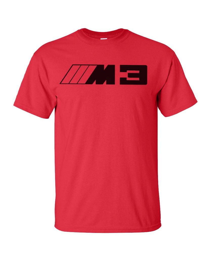 red bmw m3 t shirt m power m5 drift e90 rally e60 e46 e36. Black Bedroom Furniture Sets. Home Design Ideas