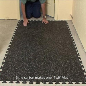 Ez Flex Interlocking Rubber Floor Tiles New Floor Mats