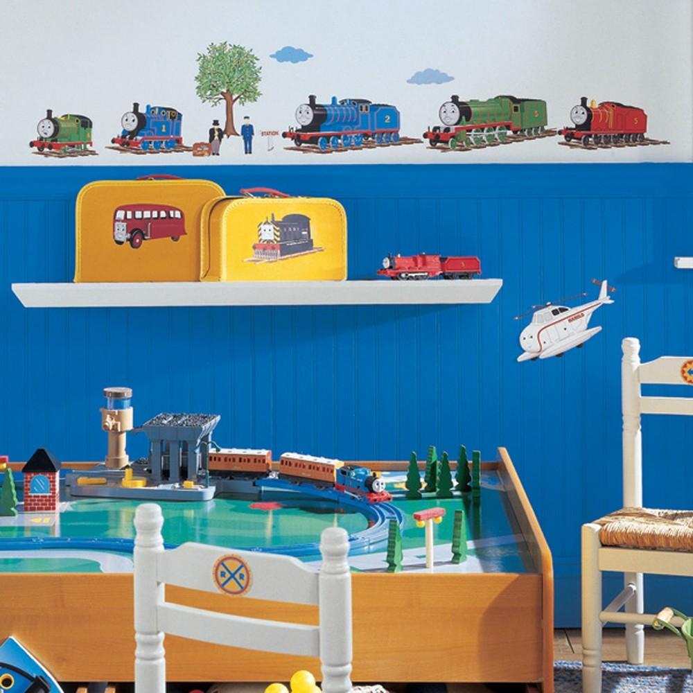 Best 25 Train Bedroom Ideas On Pinterest: THOMAS THE TRAIN Wall Stickers
