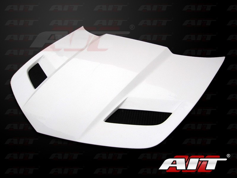 Jay Style Function RAM Air FRP Hood for Chevrolet Camaro 2010 2012