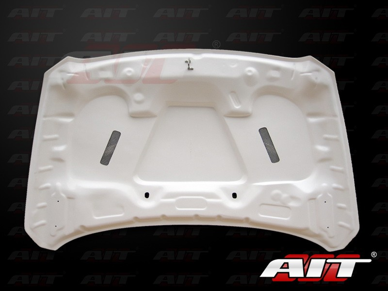 Challenger Style Functiona RAM Air FRP Hood for Dodge RAM1500 2009 2012