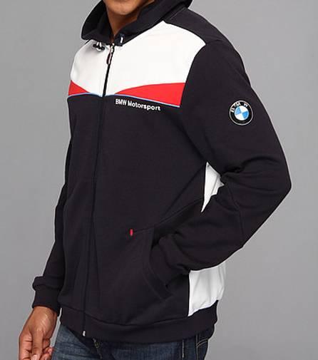 puma bmw motorsport jacket