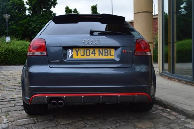 audi a3 rs3 bodykit 8p 3 door rs3 bodykit audi a3 kit a3. Black Bedroom Furniture Sets. Home Design Ideas