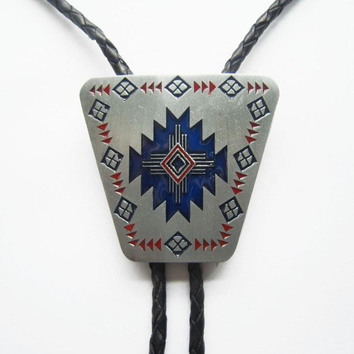 Native American Indian Art Sun TOTEM Bolo Tie for Men ... |Bolo Western Artwork