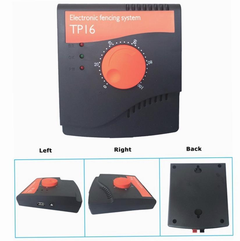 Tp16 Electric Electronic Dog Fencing Containment System