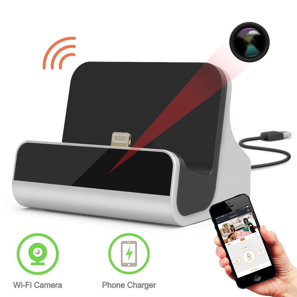 best nanny cam for iphone gf d100 smart phone wifi android iphone charging dock 7991