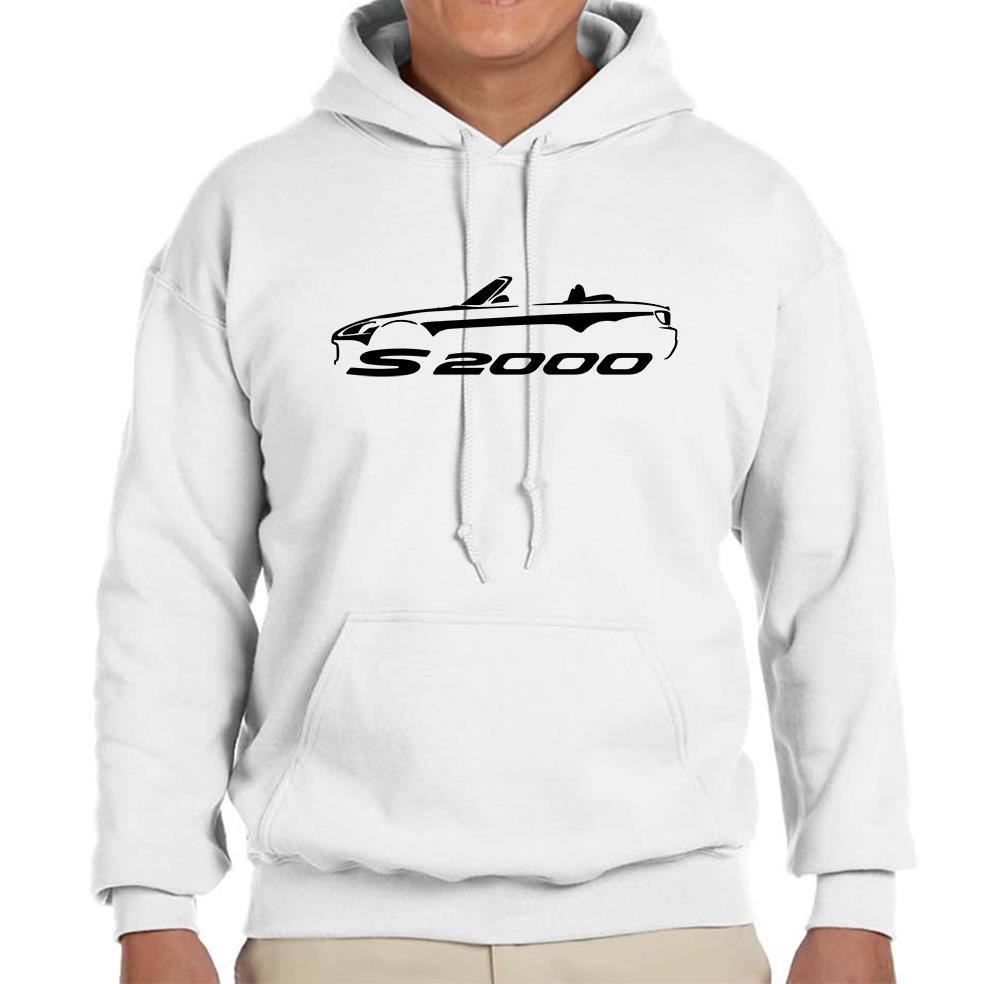 Honda S2000 Classic Car Outline Design Hoodie New Free Shipping Ebay