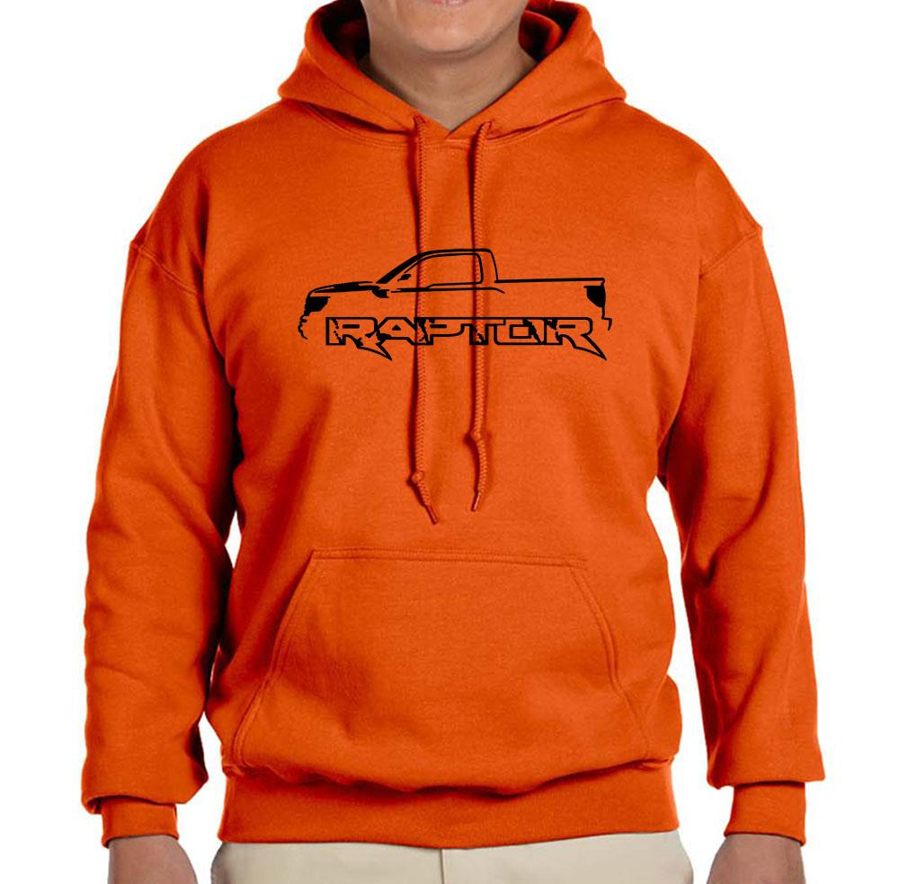 Raptor hoodie