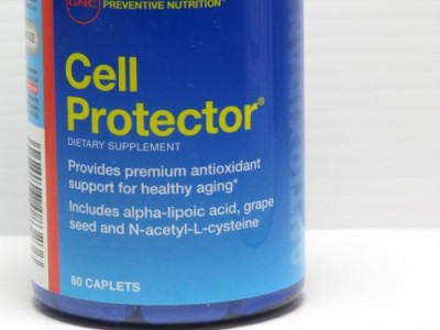 Gnc Cell Protector 60 Caps Supplement Grape Seed
