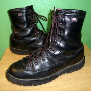 Danner Recon 200g Gtx Black Logger Kletterlift Work Boots