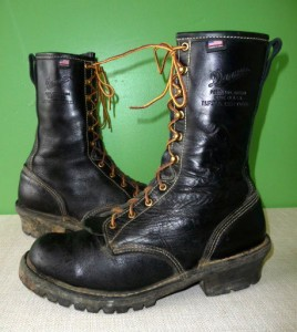 Danner Flashpoint Leather Logger Firefighter Smokejumper