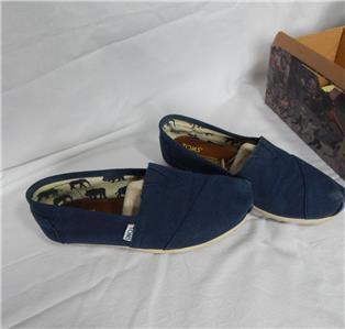 Renegade Sole Dennis Boys Canvas Boat Shoes Espadrilles Pumps 10 11 12 13 1 2