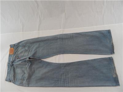 00a22c6fb1f Mens Levi Strauss 512 Bootcut Jeans Waist 34 Leg 34 Button Fly ...