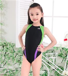 95c2f4dfa95 Yingfa 976-1 one piece racing and training swimsuit for girls Free Shipping