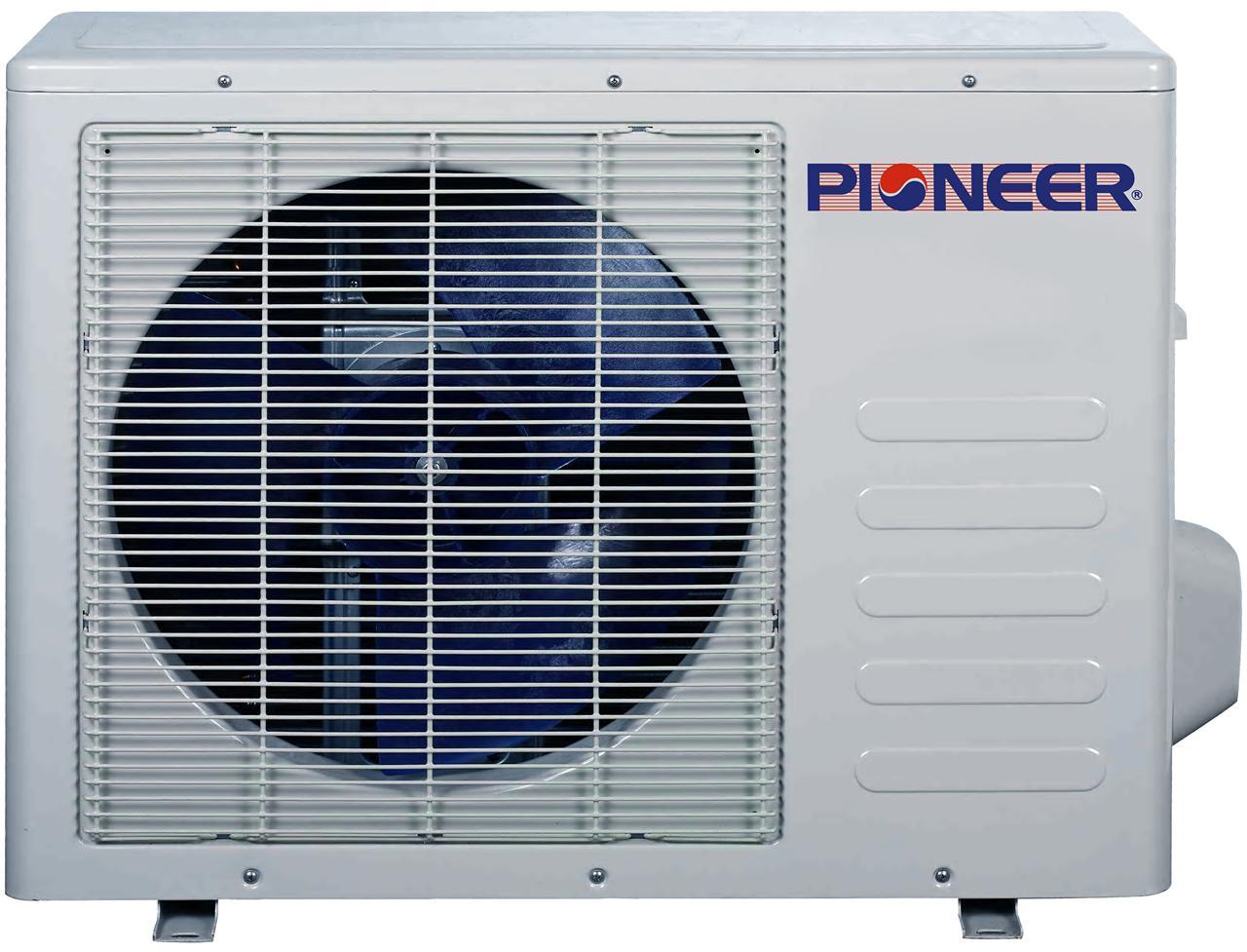 12000 Btu Pioneer 19 Seer Inverter Ductless Mini Split Air