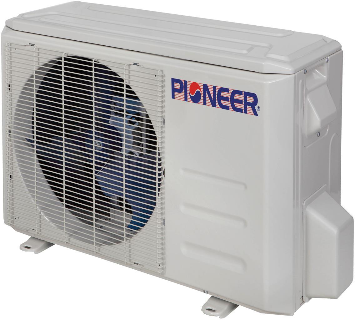 Pioneer 18000 Btu 18 Seer Dc Inverter Ductless Mini Split