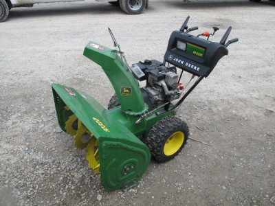 John Deere 46 Snowblower Manual