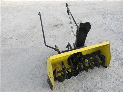 42 Snow Blower Deals On 1001 Blocks